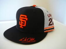 SAN FRANCISCO SF GIANTS WILL CLARK JERSEY CAP, SGA