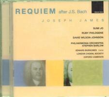 LCS/Corp/Oxford Cam/Summerly(CD Album)James/ Requiem After Bach-New