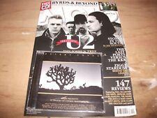 Mojo Magazine April 2017 U2 Rolling Stones Last Poets Byrds Ziggy Stardust CD