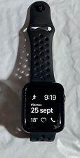 Apple Watch NIKE Series 3 GPS 42mm Caja de Aluminio en Gris Especial y Correa...