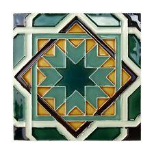 Portuguese Geometric Pattern Ceramic Tiles