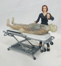 Victim Gurney X-files Series 1 Fight The Future Mcfarlane Figure With Scully