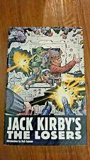 Jack Kirby LOSERS Omnibus DC HC omac new gods demon fourth world 4th kubert