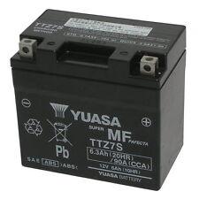 Batteria ORIGINALE Yuasa TTZ7-S Honda CBR125R CBR 125 R 2004/2010