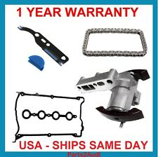 VW AUDI CAMSHAFT CHAIN TENSIONER KIT, CAM CHAIN, Gasket,Valve Cover Gasket SET
