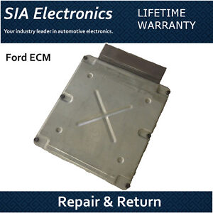 Ford ECM ECU Repair & Return Engine Computer.  Ford ECM Repair