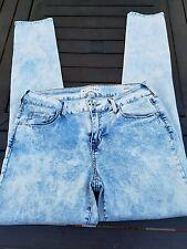 Bullhead Denim Womens Jr Size 7 Low Rise Skinniest Jeans