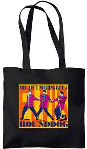 Elvis Presley - Hound Dog - Tote Bag (Jarod Art Design)