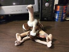 Stretch the Ostrich - Ty & McDonalds Beanie Baby Pair