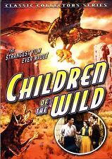 Children of the Wild (DVD) **New**