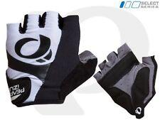 Pearl Izumi Select Short Finger Gloves 14141404 WHITE Sizes SM MD LG