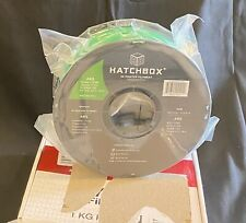 HATCHBOX Paint-Free ABS 3D Printer Filament, Dimensional Accuracy +/- 0.03 mm,