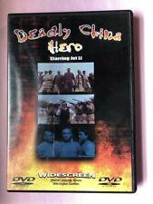 Jet Li - Deadly China Hero - 1993 Dvd