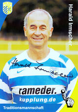 Harald Irmscher (DDR)  WM 1974 / Carl Zeiss Jena original signiert/signed !!!