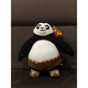Kung Fu Panda 2 Po Plush Toy 18cm