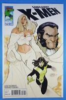 Uncanny X-MEN #529 Marvel Comics 2010 The Five Lights: Part 4