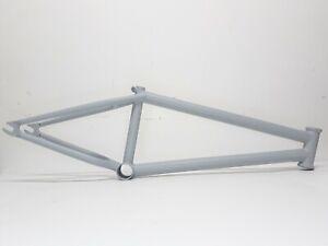 BSD ALVX BMX Tech Bike Frame 20.6 TT Primer Alex Donnachie