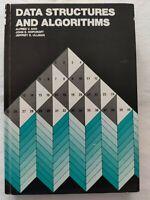BOOK DATA STRUCTURES AND ALGORITHMS AHO HOPCROFT ULLMAN 0201000237