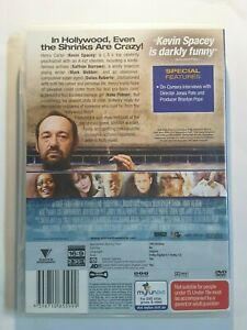 SHRINK DVD Drama Comedy Kevin Spacey