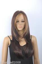 European Style Beautiful Specialized Long Straight Hair Girls/Women Wigs M-7