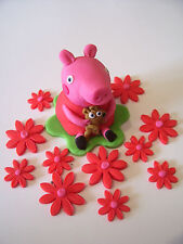Ediible cake decoration PEPPA PIG