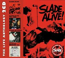 Slade(2CD Album)Alive-Salvo-SALVODCD201-UK-New