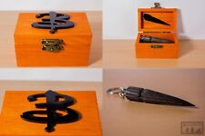 BUFFY THE VAMPIRE SLAYER box mini stake keychain portachiavi HANDMADE props