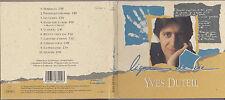 CD DIGIPACK OUVRANT YVES DUTEIL LIGNES DE VIE 10T DE 1993 TBE