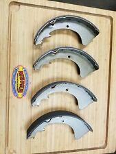 1961 PLYMOUTH FURY COUPE BRAKE SHOES BRAND NEW AND READY TO INSTALL MOPAR