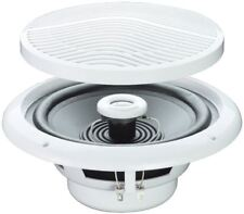 Round Ceiling Speaker Wth 2 Way Moisture Resistant Cone (SOLD AS PAIR) 8 Ohms