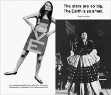 1967 FIRST EDITION 'THE MEDIUM IS THE MASSAGE' MARSHALL MCLUHAN