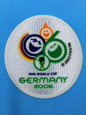 Toppa FIFA World Cup Germany 2006 Soccer Patch Football Badge-S-00034