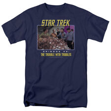 Star Trek Classic Tv Series The Trouble With Tribbles Episode T-Shirt New Unworn