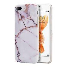 Étuis, housses et coques blancs métalliques iPhone 7 pour téléphone mobile et assistant personnel (PDA)