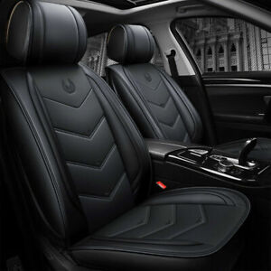 Car Seat Cover PU leather Cushion fit for Toyota RAV4 venza matrix camry mark x