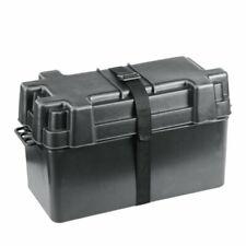 Batteriekasten mit Trennplatte Kasten Batterie Box Batteriebox Batteriehalter