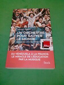 Un orchestre pour sauver le monde - Vincent Agrech - Stock