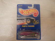 1989 Hot Wheels Purple Passion #87 Speed Points