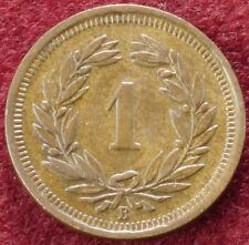Switzerland 1 Rappen 1936 (C1610)