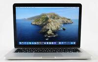 "13"" 2015 Apple MacBook Pro Retina 2.7GHz i5 8GB RAM 128GB SSD Force Touch + WTY!"