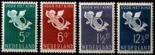 Netherlands - 1936 - Cherub Semi-Postal Issue # B90 - # B93 Mint NH Complete Set