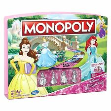 Monopoly: Disney Princess Monopoly Game Edition Board Game Hasbro B4644