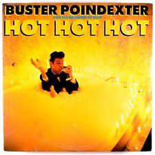 """BUSTER POINDEXTER Hot Hot Hot 12"""" SINGLE SEALED ORIGINAL VINYL DAVID JOHANSEN"""