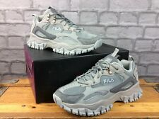 FILA LADIES RAY TRACER TR2 GREY MESH TRAINERS RRP £85 VARIOUS SIZES T