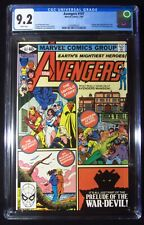 Avengers #197 (1980 Marvel) CGC 9.2...Red Ronin & Ant-Man app.