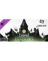 Endless Legend Shadows DLC STEAM PC Key Download Code Global