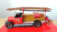 BB145: Conrad 1927 MAN Fire Truck 1:43 Scale No 1027 Exc/Boxed