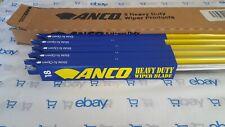 5 Windshield Wiper Blade-Ten-Edge Wiper Blades Front Anco 51-18