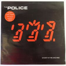Ghost In The Machine by The Police, A&M Records 1981 LP Vinyl Record