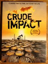 CRUDE IMPACT - Select of 35 Film Festivals MINT NEW DVD Free First Class in U.S.